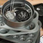 Utensilios para Preparar Cupcakes. Moldes y otros instrumentos de cocina