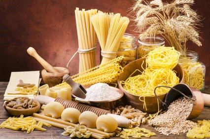 Recetas con pasta italiana