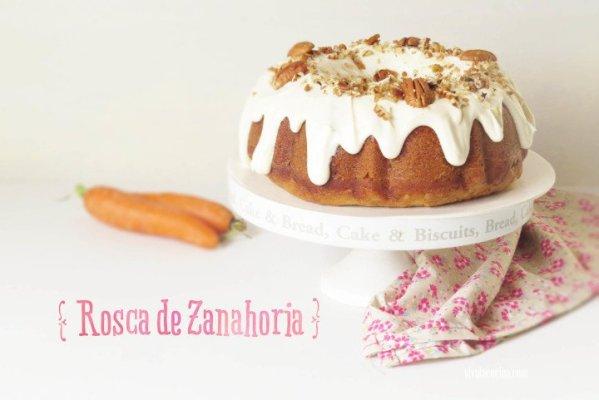 Rosca de Zanahoria