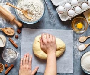Amasado del pan casero y su importancia en el Proceso Elaboración