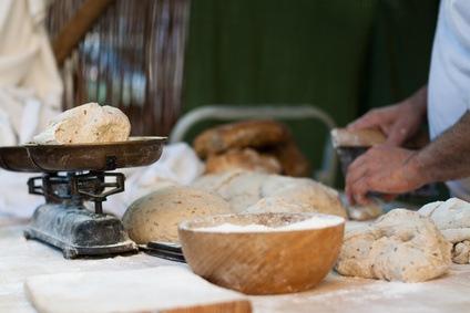 utensilios para hacer pan en casa