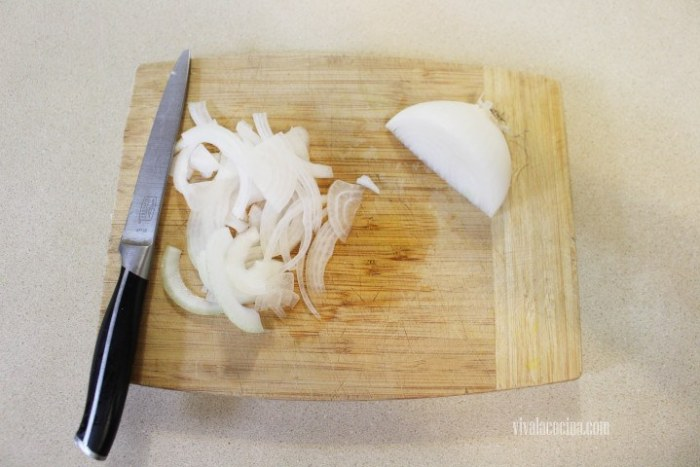 Cebolla picada