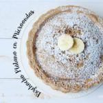 Bizcocho de Plátano en Microondas: Postre Rápido y muy Fácil