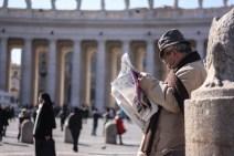 Saint Peter's Square, Vatican 2013