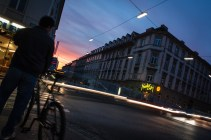 Radetzkystraße. Sundown. (Graz, 2013)