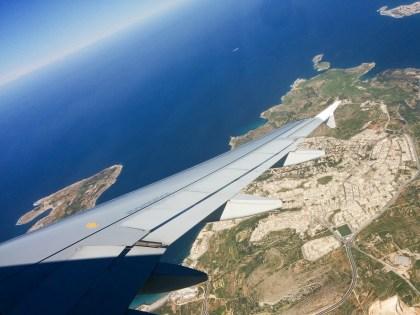 Ein letzter Blick auf Malta...