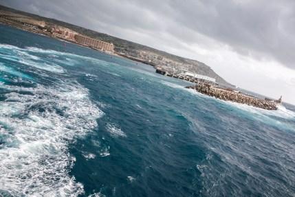 Fähre von Malta nach Gozo. Malta, 2015