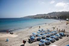 Ghadira Beach. Malta, 2015