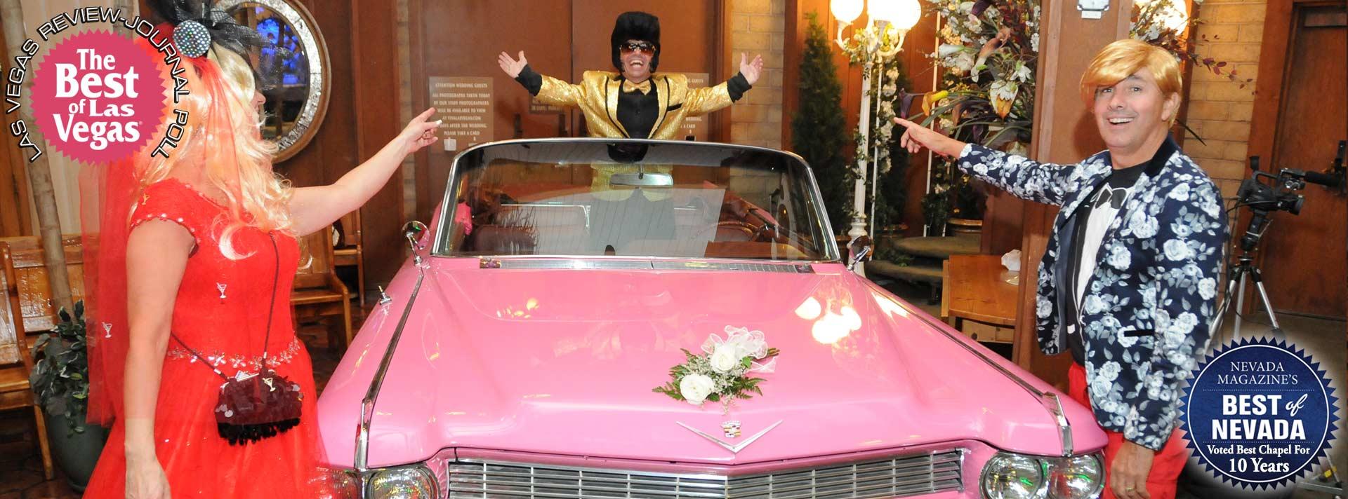 Las Vegas Destination Wedding Packages