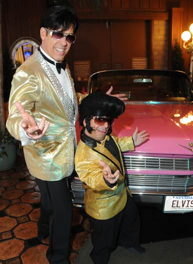 Vegas Impersonator Weddings