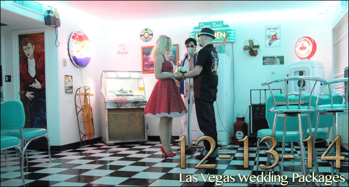 Cheap Las Vegas Wedding Packages Two