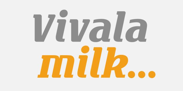 Vivala Milk Italic