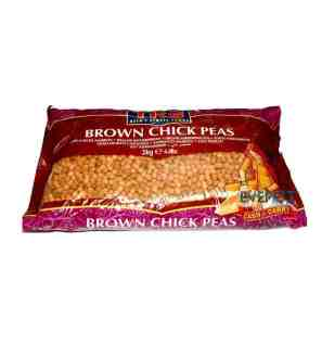 Trs Brown Chick Peas 2Kg
