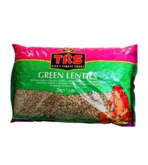 Trs Green Lentils 2Kg