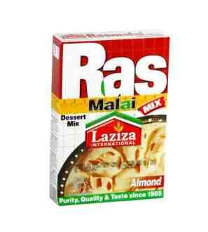 Laziza Ras Malai-Almond