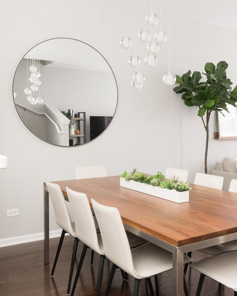 Our Modern Dining Room Design Viv Tim, Contemporary Dining Room Sets