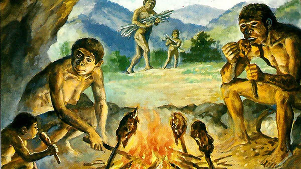 Resultado de imagen de descubrimiento fuego