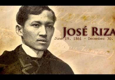 Pag-alala kay Jose Rizal  sa kanyang ika-160 anibersaryo ng kapanganakan