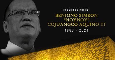 CCP Binigyan ng parangal si Pnoy