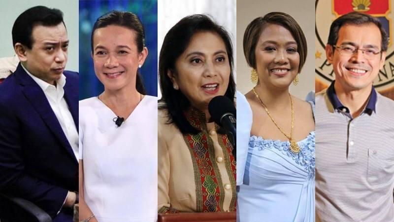 Pinangalanan ng 1Sambayan si Robredo at ang apat pa bilang mga nominado sa pagkapangulo