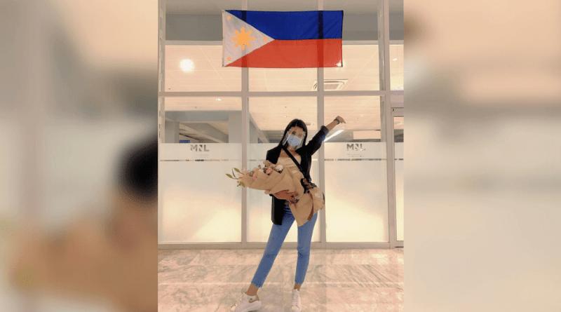 Rabiya Mateo nakabalik na ng Pilipinas