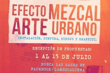 Efecto Mezcal Arte Urbano Playa del Carmen