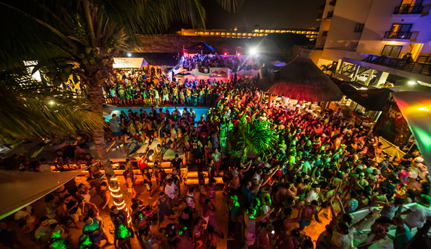 Razones para celebrar Año Nuevo en Playa del Carmen