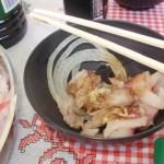 Sashimi de PIRANHA – Uma delicia