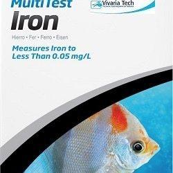 Seachem multitest-iron