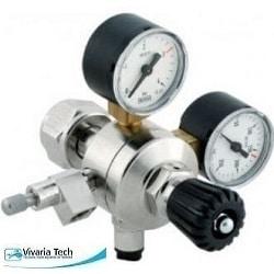 AquaHolland Co2 drukregelaar met naaldventiel