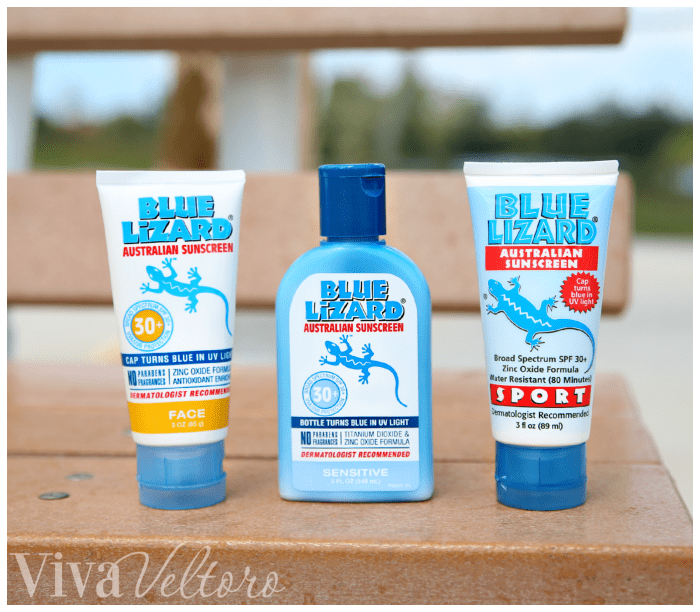 blue lizard sunscreen review