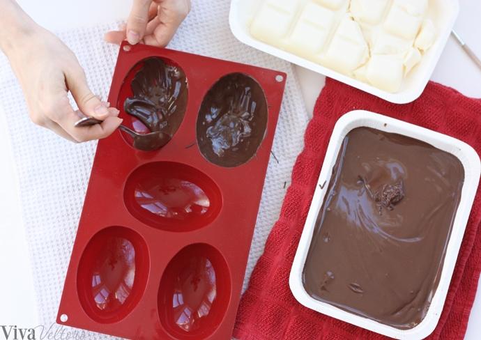 Make Your Own Chocolate Surprise Eggs Viva Veltoro