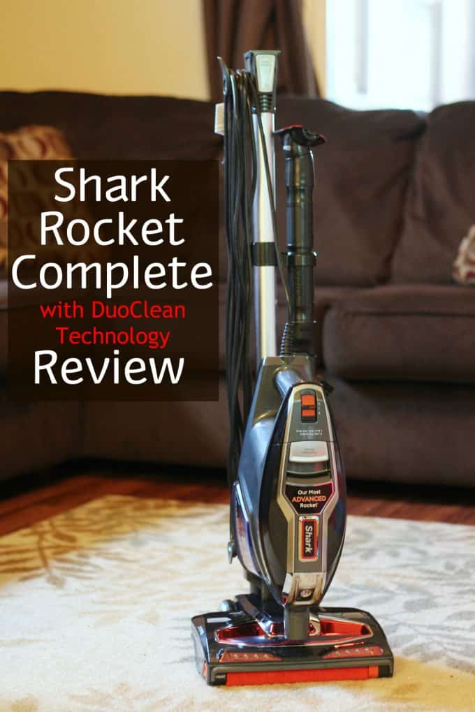 Shark Rocket Complete With Duo Clean Technology Review