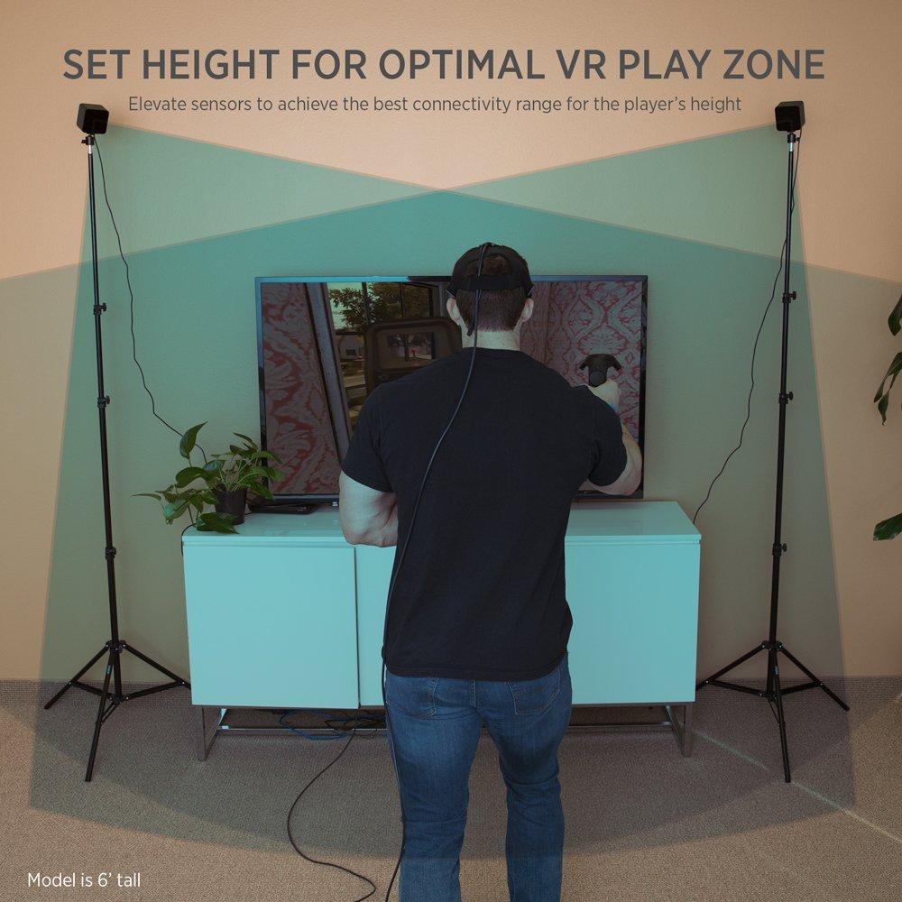 Fovitec StudioPRO Optimal Heights