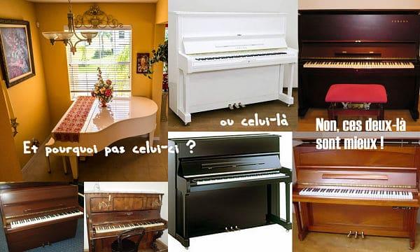 meilleur piano d occasion
