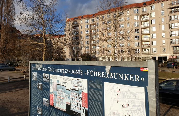 El Bunker de Hitler en Berlín - ViveBerlin Tours