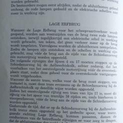 Dienst & LTA-Voorschriften
