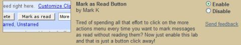 Enable Mark as Read Button