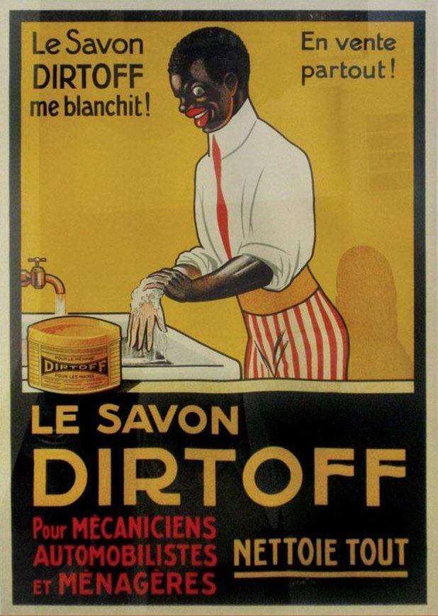 33 L'image des noirs dans la publicité : 100 ans de racisme ?