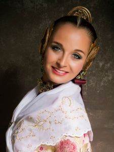 Beatriz Guillén Alonso Falla Islas Canarias-Dama de Elche