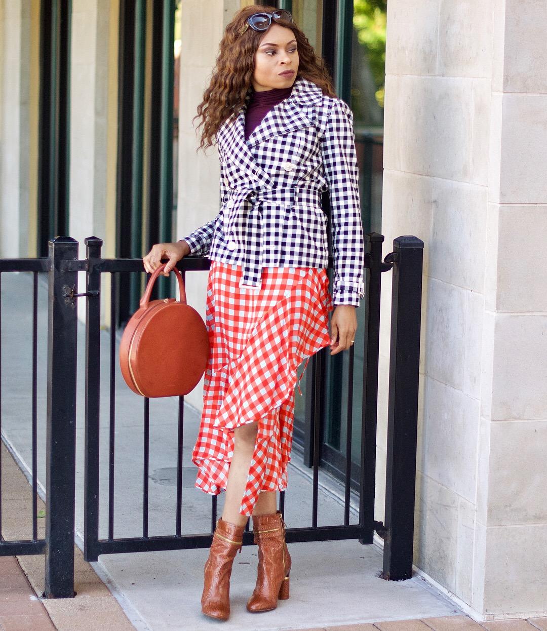DVF Asymmetric sleeveless wrap dress-Fall transition