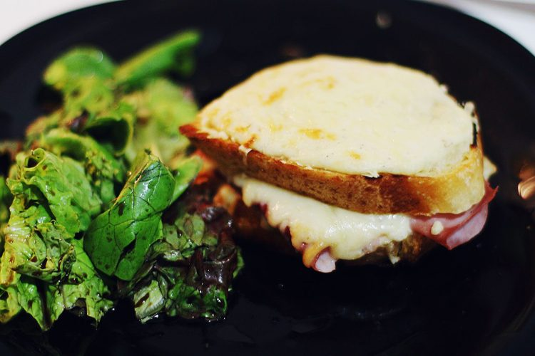 Receita de Croque Monsieur Original
