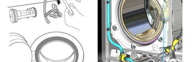 A Minha Casa e Eu: Lavar a máquina de Roupa