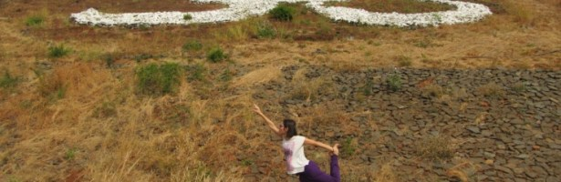 O meu caminho no Yoga