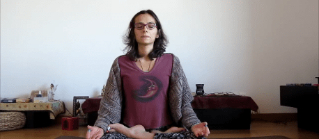 Sentar e… meditar