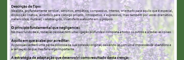 JORNADA PELOS TIPOS DE ENEAGRAMA – ENEATIPO 4