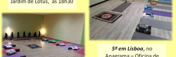 Yoga no Dia a Dia – Onde praticar?