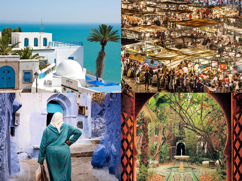 áfrica, magrebi, viagem, viajar barato, Tunísia, Marrocos