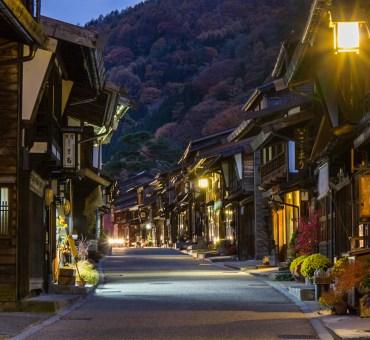 Nakasendo – o caminho das montanhas