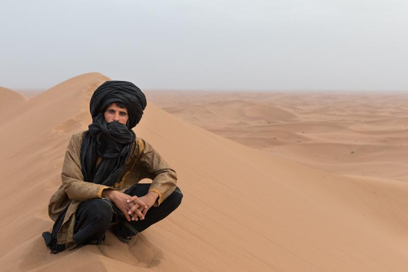 Viver a Viagem - Erg Chigaga - Marrocos - Alexandre Disaro - 99